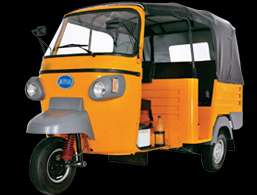 Atul Gem 3+1 Tuk Tuk for sale at Bike City