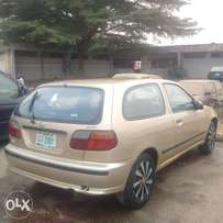 Automatic Almera with Chilling AC