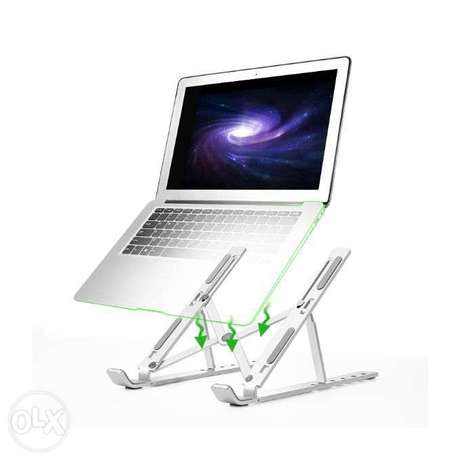 Laptop Aluminum Stand Portable And Can Be Adjusted 6 level