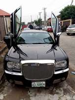 Registered Chrysler 300c 2006