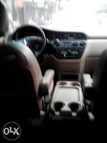 Very neat tokubo Honda Odyssey for sale Port Harcourt - image 7