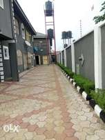 Standard Three Bedroom Apartment Behind SARS Road in Portharcourt Rukp