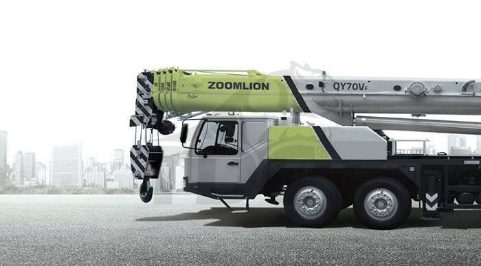 Zoomlion QY70V532