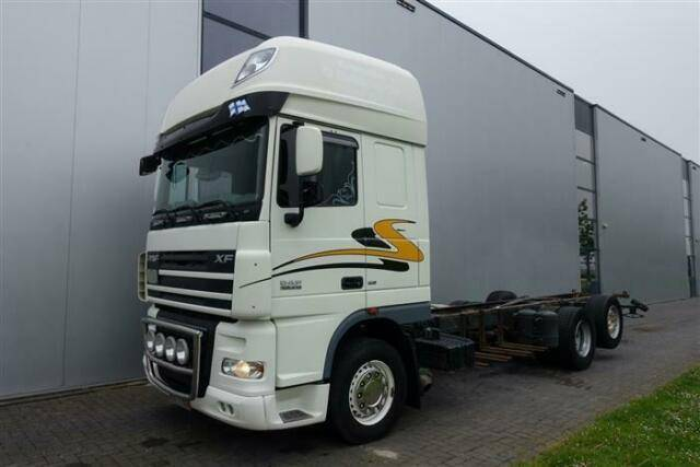DAF XF105.410 EURO 5 CHASSIS - 2009
