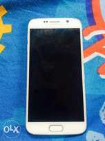 1wk Old + Samsung Galaxy S6 (32GB) with Magnetic/Detachable USB cable