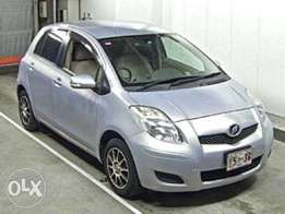 Toyota vitz(pay 60% n remaining amount in 6months