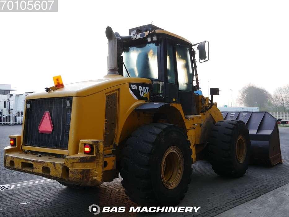 Caterpillar 950H Dutch machine - L5 tyres - 2009 - image 5