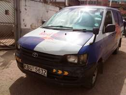 Toyota Townace at 650k
