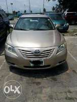 Registered 2008 Toyota Camry