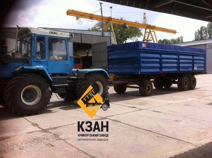 New Traktornyy pricep, traktornyy polupricep tipper body - 2019
