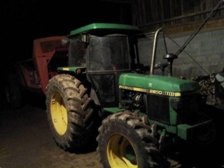 John Deere 2850 HL - 1990