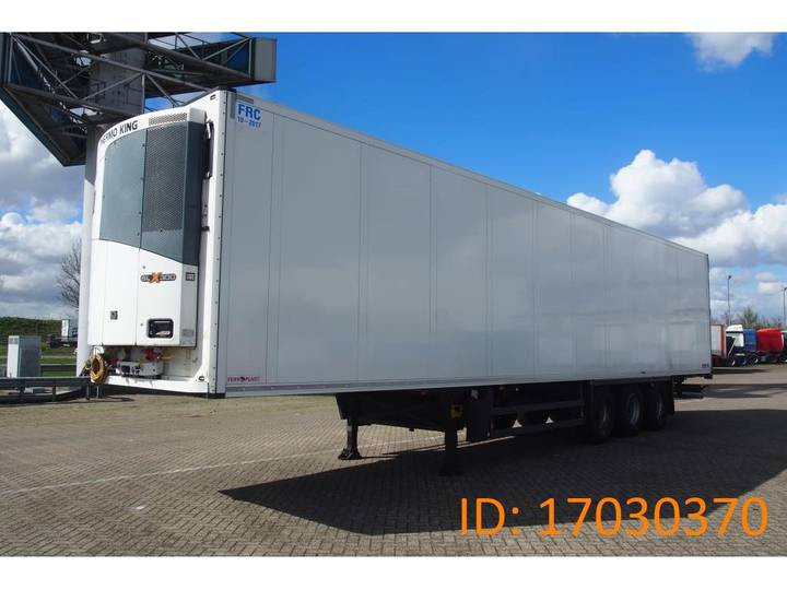 Schmitz Cargobull Frigo - 33 pal. - 2012