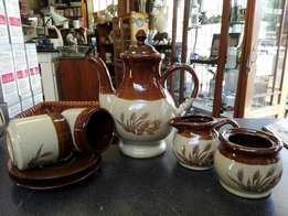 8pc tea set (p3129/29)