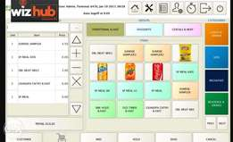 Point Of Sale Software for Bar & Restaurant at 40,000 per machine