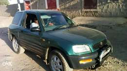 Toyota rav4 3 door kbb clean asking 310k