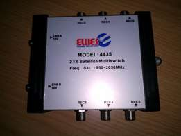 Ellies 2x6 Satellite Multiswitch