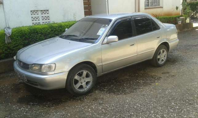 Toyota corolla 110 for sale Westlands - image 1