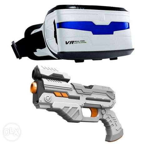 VR Entertainment VR Real Feel Alien Blasters Gaming