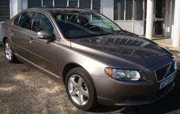 2007 Volvo S80 2.5T Geartronic,