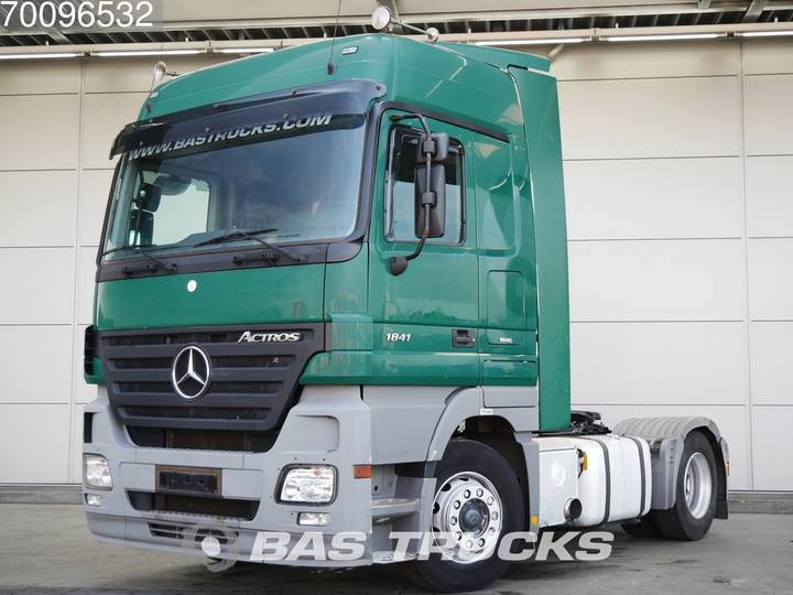 Mercedes-Benz Actros 1841 LS 4X2 3-Pedals Euro 5 - 2006