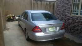 Clean Registered Benz C230