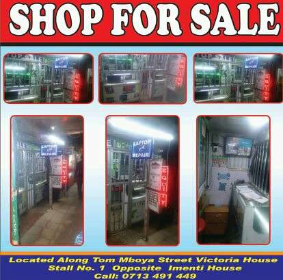 Shop for sale Muchata - image 2