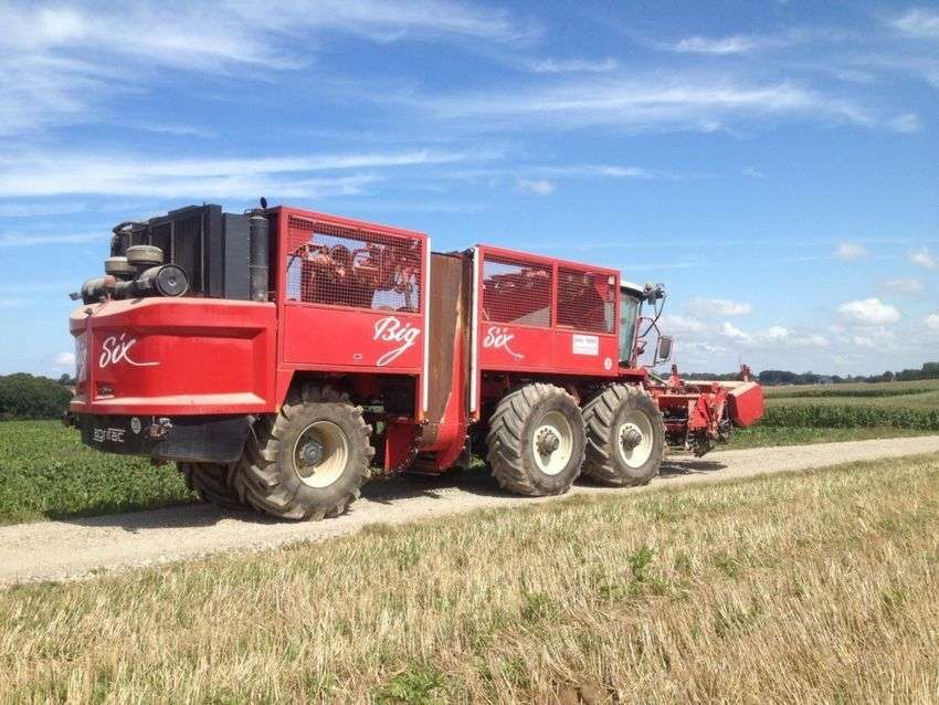 Agrifac Big Six - 2011