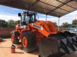 Wheel Loader 5Ton Daewoo Mega 300