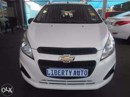 Chevrolet Spark LS 2014 1.2 Hatch Back Manual Gear 21,000 km with Se