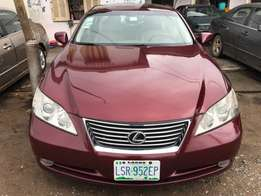 9 Months Used 2008 Lexus ES350 (Buy and Drive) 3.5M
