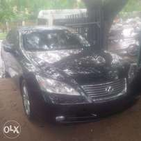 Tincan Cleared Tokunbo Lexus ES350, 2009, Full-Option, Very Excellent.