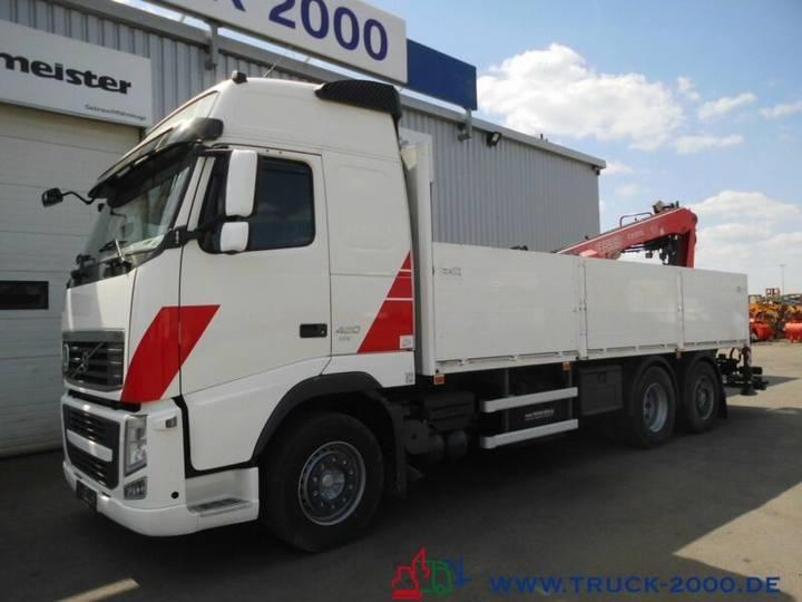 Volvo FH13-420 Fassi 22T/M 11m=2t.1.Hand Deutscher LKW - 2010