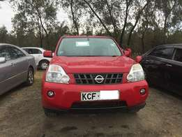 Nissan X-Trail, Year 2008, KCF, Auto, Optional 4WD, Leather Interior
