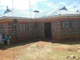 Three bedrooms house on sale at maili nne in eldoret