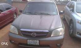 A very sharp and clean Nigerian use Mazda