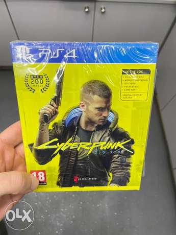 Cyberpunk 2077 Ps4 and Ps5 (New!)