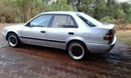 2001 Toyota Corolla 1.8i 20V RXI 6 Speed With Service History For sale
