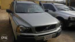 Volvo xc90 2005 for quick sale