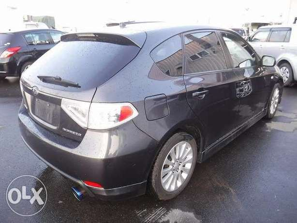 SUBARU IMPREZA ON SALE. fully loaded and very clean. YEAR: 2010 Mombasa Island - image 6