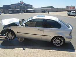 2002 BMW 318ti spares for sale
