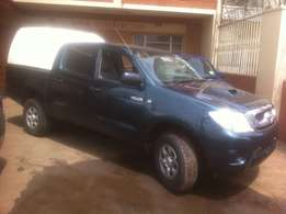 Toyota Hilux 4WD Double Cab, Not Used, Low Mileage, Trade in OK.