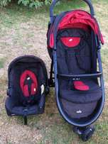Jole 3 wheeler travelers set