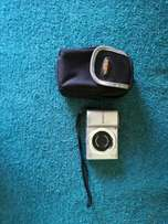 Canon 16 megapixel camera with bag