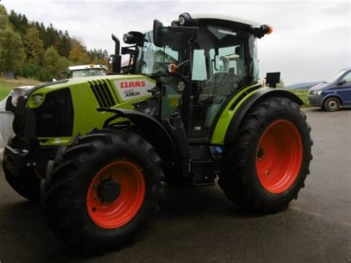 Claas ARION 420 CIS+ FRONTLADER