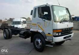Mitsubishi FM 6d16 xjapan with brand new tyres and battery Quick sale