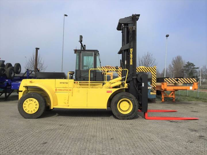 Hyster H25.00F - 1999