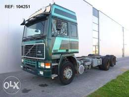 Volvo F16.470 6x2 Chassis Manual Full Steel - To be Imported