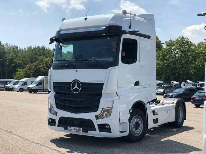 Mercedes-Benz Actros 1845 LS ActiveDriveAssist/SoloStar/Retard - 2019