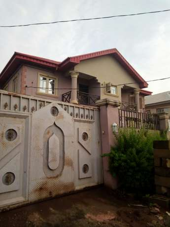 TO LET:Specious Self -4 Bedroom Duplex At Ikorodu ,Logos. Ikorodu - image 1
