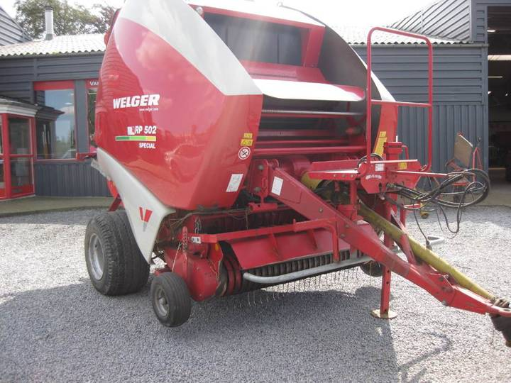 Welger Rp502 Special - 2004